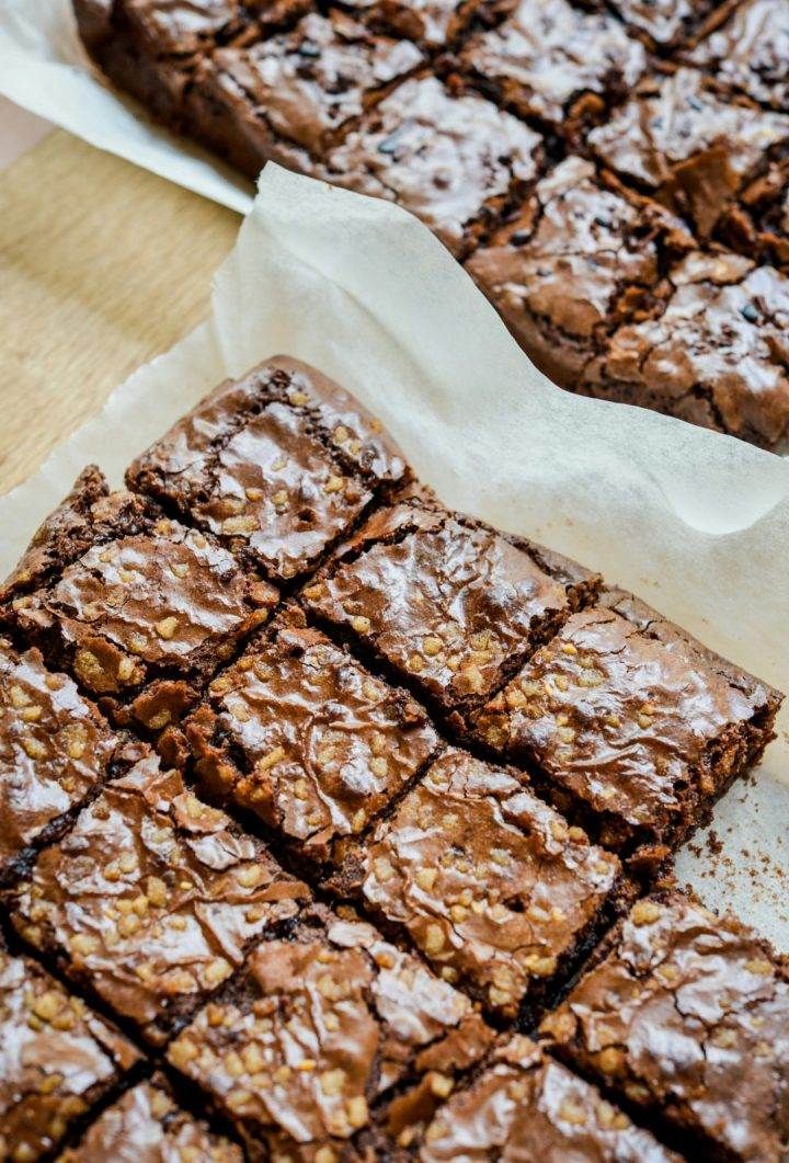 Brownie Recipe For Space Baking