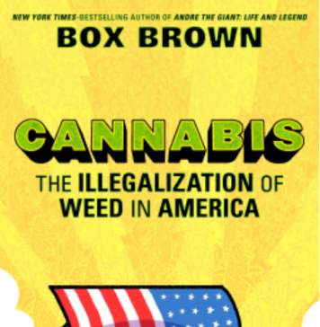 Book cover of Box Browns Canabis the Illegalization of weed in america