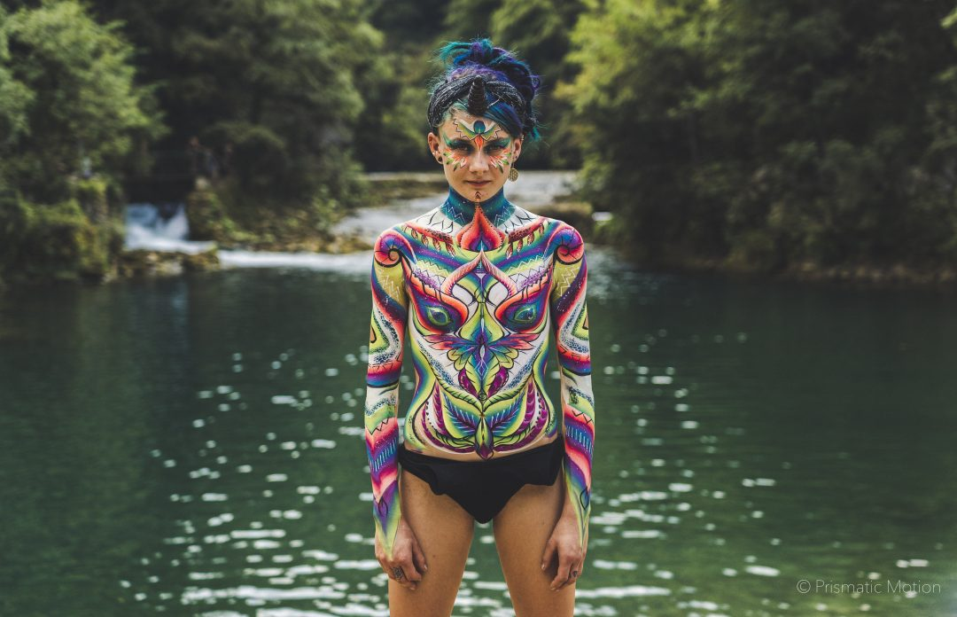 The Art And People Of MO:DEM Festival