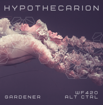 Track art for Gardener's track hypothecarion on the WF420 sublabel ALT CTRL